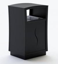 Šiukšlių dėžė su pelenine ir užraktu JMT0238
