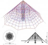 Laipiojimo tinklas piramidė A