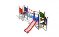 """Vaikų žaidimų aikštelė """"Platforma03MP"""""""