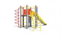 """Vaikų žaidimų aikštelė """"Platforma06MP"""""""