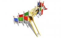 """Vaikų žaidimų aikštelė """"Platforma10MP"""""""