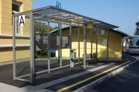 Viešojo transporto, autobusų stotelės. SCH