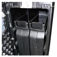 Rūšiavimo šiukšlių dėžės. Laukui.2x90 L
