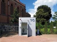 """Automatinis lauko tualetas """"Bazinis"""""""