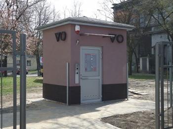 """Automatinis lauko tualetas """"Klasika"""""""