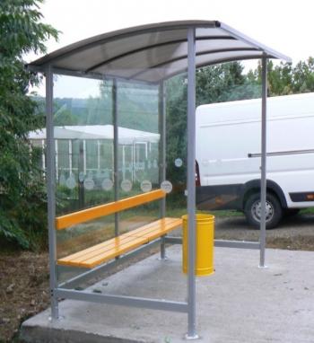 Viešojo transporto, autobusų stotelės. ARB
